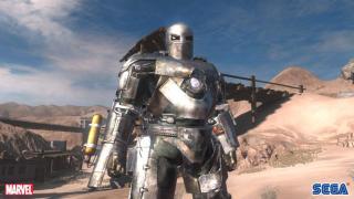 Скриншоты  игры Iron Man