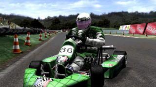 Скриншоты  игры Open Kart