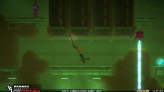 Скриншоты  игры Bionic Commando Rearmed