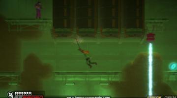 Скриншот Bionic Commando Rearmed