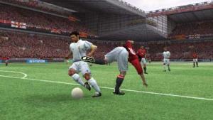 миниатюра скриншота FIFA 2003