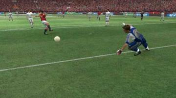 Скриншот FIFA 2003