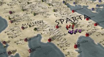 Скриншот Hegemony: Philip of Macedon