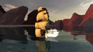 миниатюра скриншота Pirates of the Burning Sea