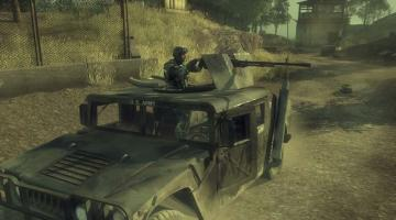 Скриншот Battlefield: Bad Company