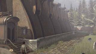 Скриншоты  игры Syberia