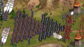 Скриншот Cossacks: European Wars