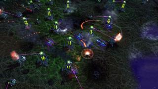Скриншоты  игры Perimeter 2: New Earth