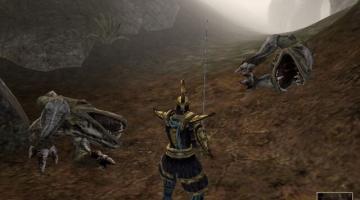 Скриншот The Elder Scrolls 3: Morrowind