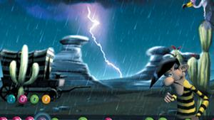 миниатюра скриншота Lucky Luke: Go West!