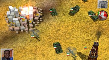 Скриншот Geo-Political Simulator