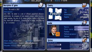 миниатюра скриншота Geo-Political Simulator