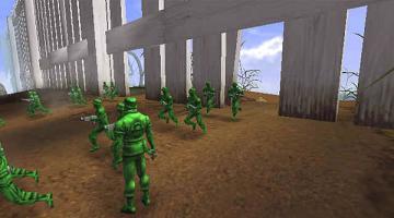 Скриншот Army Men: RTS