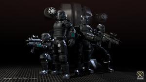 миниатюра скриншота Interstellar Marines