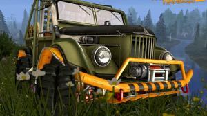миниатюра скриншота Full drive 2: UAZ 4x4