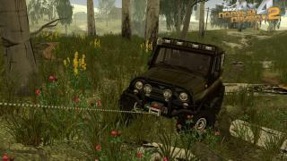Скриншот Full drive 2: UAZ 4x4