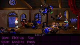 Скриншоты  игры Secret of Monkey Island, the