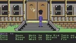 миниатюра скриншота Maniac Mansion