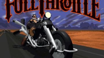 Скриншот Full Throttle