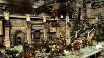 Скриншот The Chronicles of Narnia: Prince Caspian
