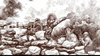Скриншот The truth about the ninth company