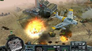 миниатюра скриншота Codename Panzers: Cold War