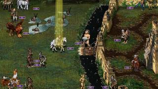 Скриншот Heroes of Might and Magic 3: The Restoration of Erathia