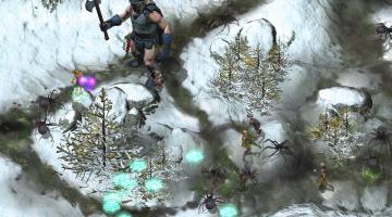 Скриншот Icewind Dale 2