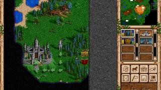 Скриншот Heroes of Might and Magic 2: The Succession Wars
