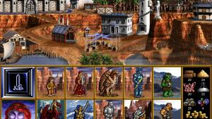 миниатюра скриншота Heroes of Might and Magic 2: The Succession Wars