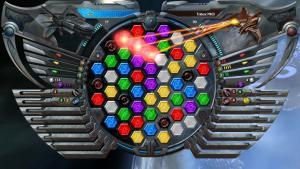 миниатюра скриншота Puzzle Quest: Galactrix