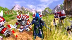 миниатюра скриншота Fantasy Wars