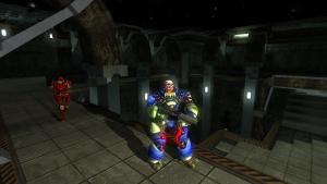 миниатюра скриншота Nexuiz (2005)