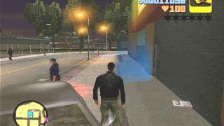 Скриншот Grand Theft Auto 3