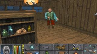 Скриншот Elder Scrolls 2: Daggerfall, the