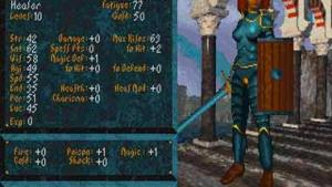 миниатюра скриншота Elder Scrolls: Arena, the