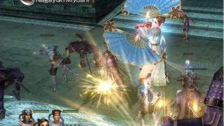 Скриншот Warriors Orochi