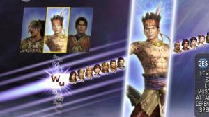 миниатюра скриншота Warriors Orochi
