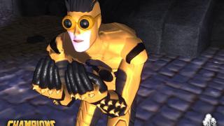 Скриншоты  игры Champions Online