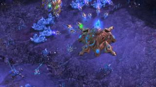Скриншоты  игры StarCraft 2: Wings of Liberty
