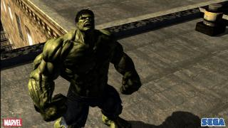 Скриншот Incredible Hulk, the