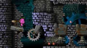 Скриншот Chircop. In search of treasure