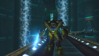Скриншот StarCraft Ghost