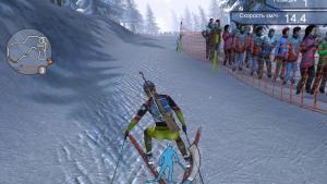 миниатюра скриншота RTL Biathlon 2008