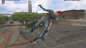 миниатюра скриншота Tony Hawk's Pro Skater 4