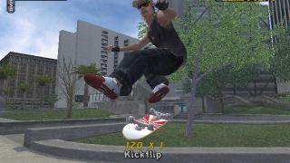 Скриншоты  игры Tony Hawk's Pro Skater 4
