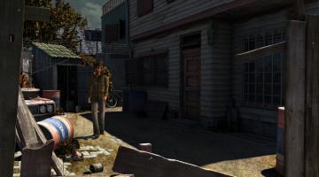 Скриншот The Black Mirror 2