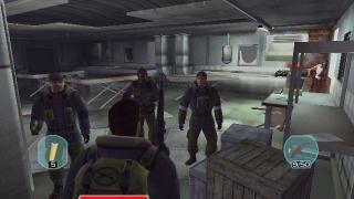 Скриншоты  игры Thing, the