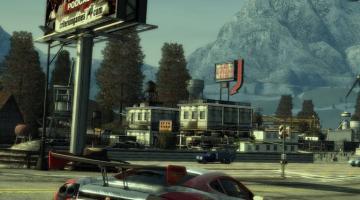 Скриншот Burnout Paradise