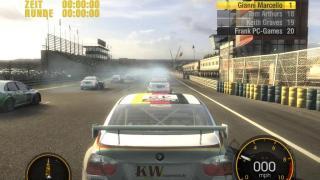 Скриншоты  игры Race Driver: GRID
